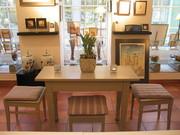 Möbel, Tisch, Hocker